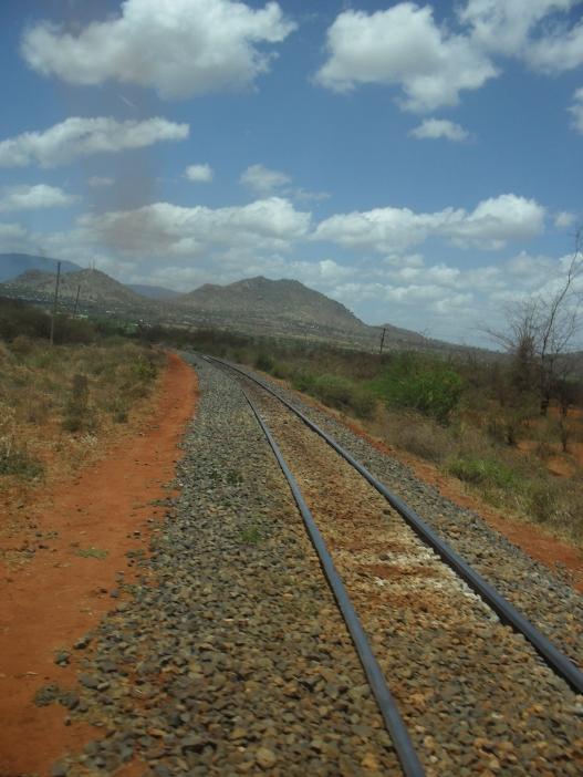 Ingliz Kolonisi Zamaninda Yapilan Tren Yolu