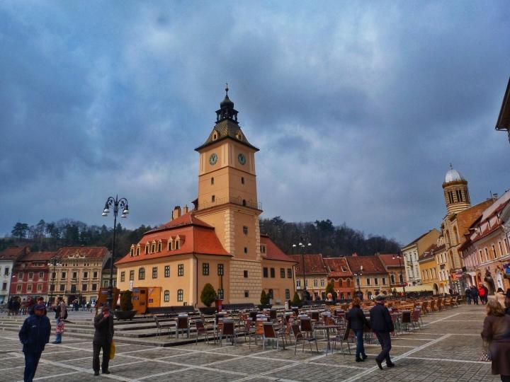 Brasov Romanya