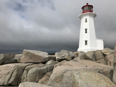 Peggy's Cove Village and Lighthouse Canada
